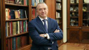 Präsident des russischen Kammerdachverbandes über Wirtschaftsklima, Digitalsierung und Familienunternehmen