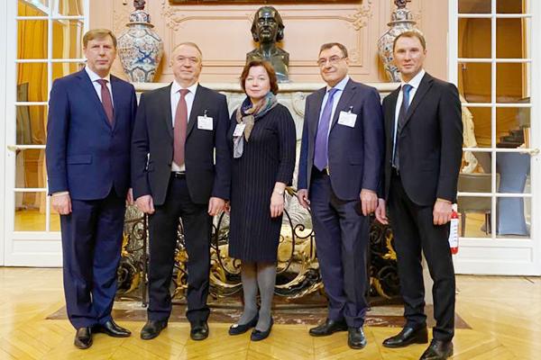 HIK Russland Delegation